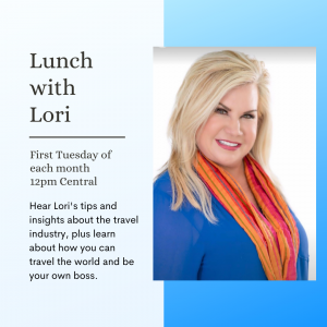 Lunch with Lori